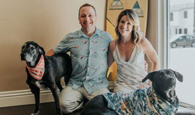Dentists in San Diego - Dr. Brian Fabb and Dr. Christine